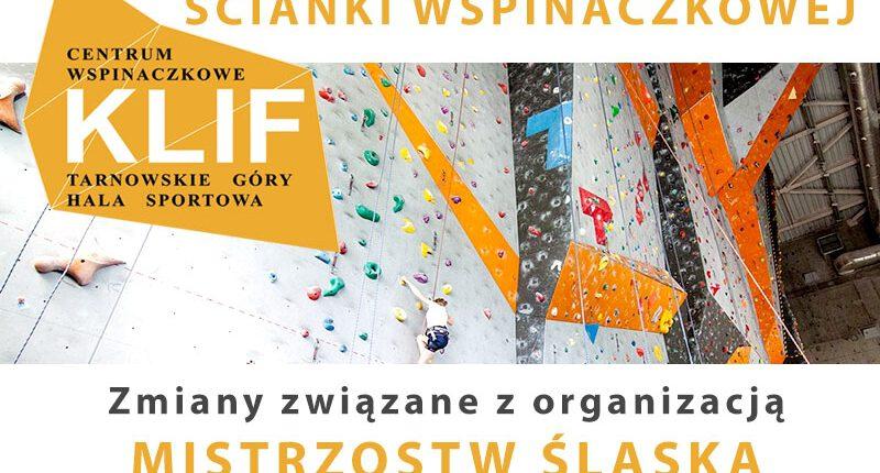 08.11.2020 - Mistrzostwa Śląska w Boulderingu