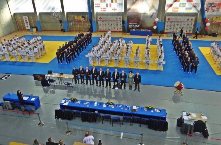 Hala Sportowa - zawody karate