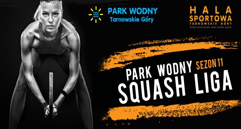 Park Wodny Squash Liga sezon XI - uroczyste podsumowanie i wręczenie nagród